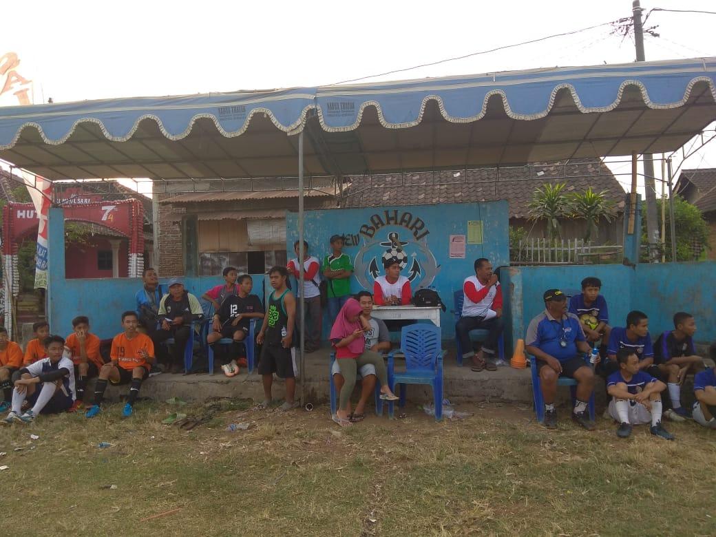 Pertandingan Sepak Bola Exsibisi Jelang Pesta Laut Desa Gempolsewu dari Tgl 01 s.d 22 September 2019